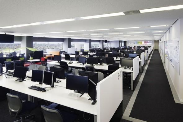 ドリコム オフィス