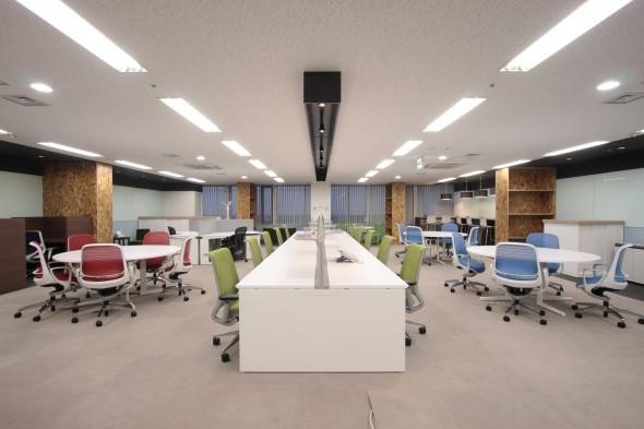 三菱重工 オフィス