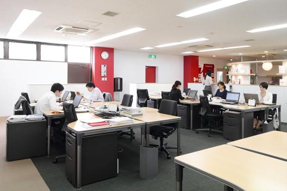 三菱商事 オフィス