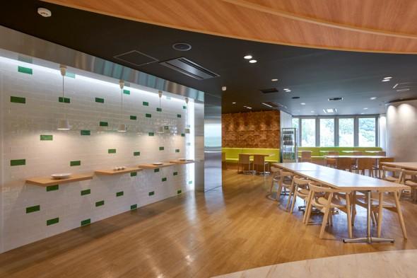 オフィス 食堂